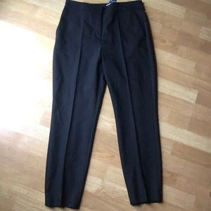 New ankle high rise pants